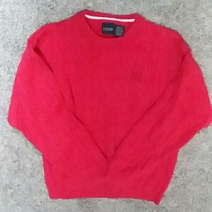 IZOD Red Sweater Perfect for Christmas!